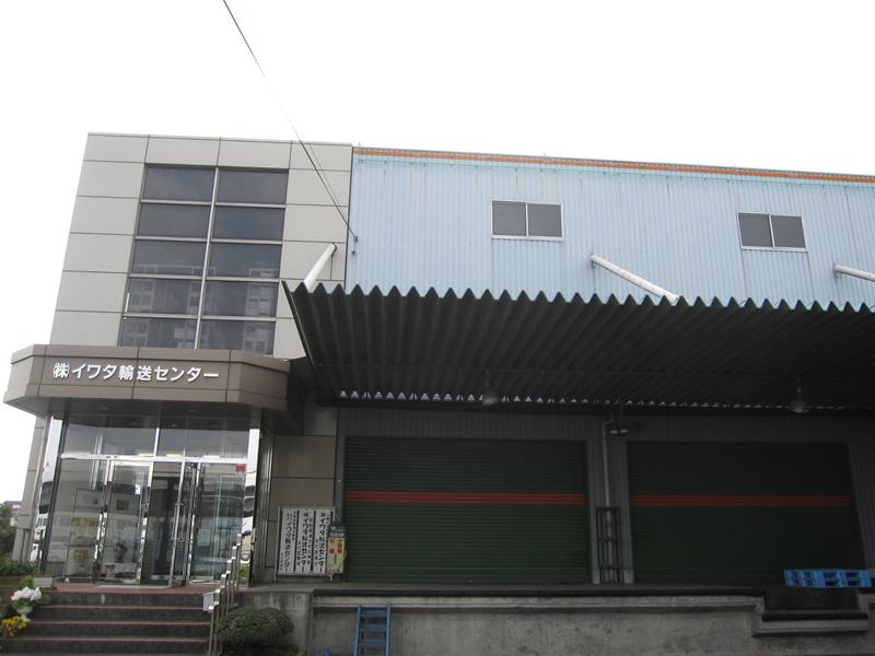 堀越(本社南)倉庫写真